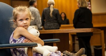 How Child Custody Is Determined in a Divorce