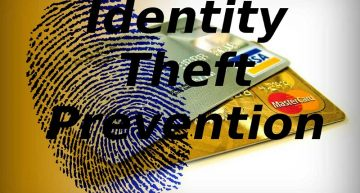 Identity Theft Victim, Prevention, And Recovery