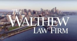 The Walthew Law Firm! Your representative for personal injury lawsuits