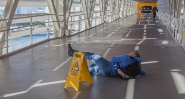 Safety Measures to Avoid Slips and Falls at Work