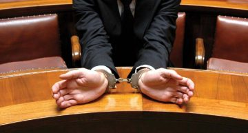 The law behind alleged criminals