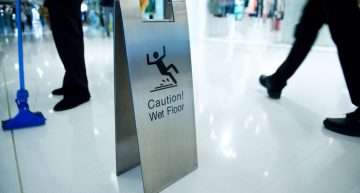 Common safety hazards at work