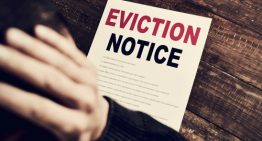 How to deal with when you are evicted
