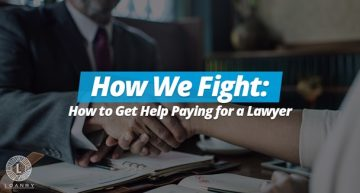 How We Fight: How to Get Help Paying for a Lawyer