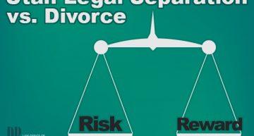 Divorce vs Legal Separation