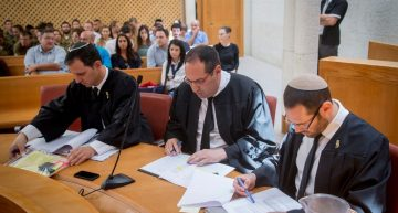 Lawyers in Israel