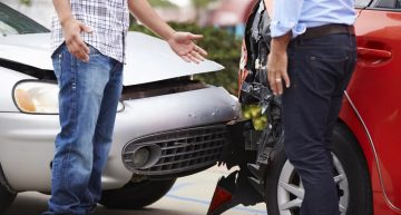 Determining the Fault in Car Accidents