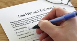 What is probate, and how does it work without a will?
