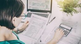 Bookkeeping for small-sized business