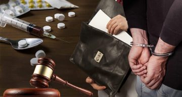 What To Expect When You Are Charged With A Drug Crime