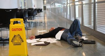 Did you Slip and Fall? Here's What to Expect from a Slip and Fall Attorney